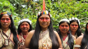 Ecuador Tribe Wins Legal Battle