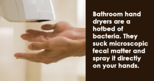personal hygiene mistakes