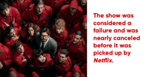 facts about money heist
