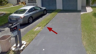 Man Bids for a Villa but Ends Up with a Strip of Grass