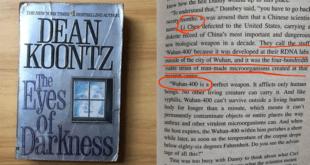 Books predicted the future