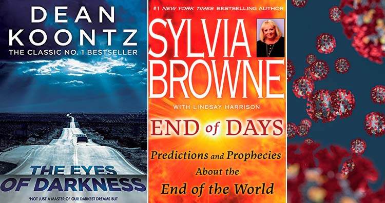 The Eyes of Darkness and End of Days: Predictions and Prophecies About the End of the World