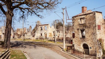 Oradour-sur-Glane Massacre