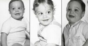 The triplet babies