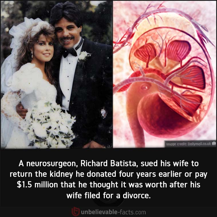Richard Barista lawsuit