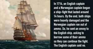strange historical events