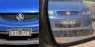 Weird License Plates