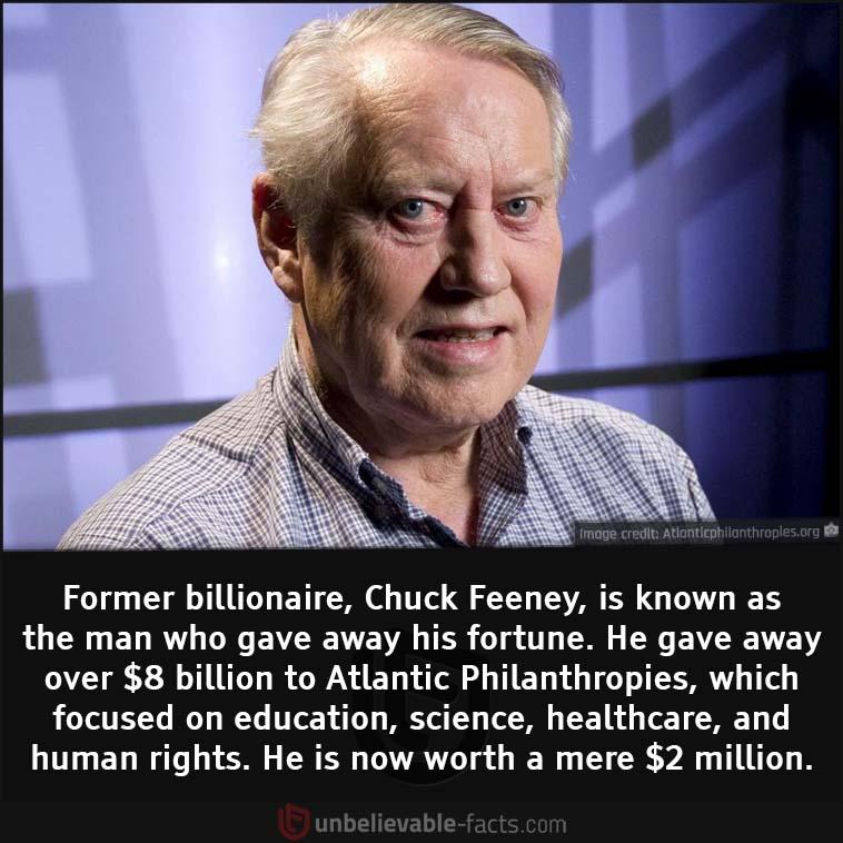 Chuck Feeney