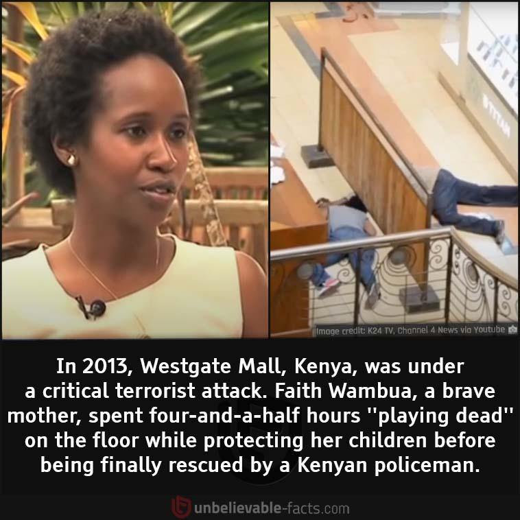 Faith Wambua