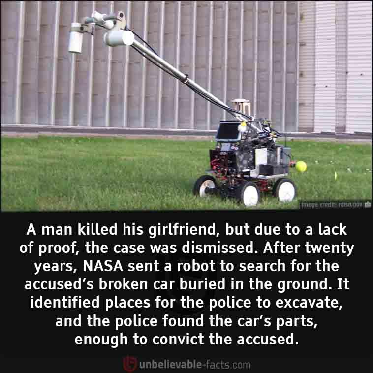 NASA's robot