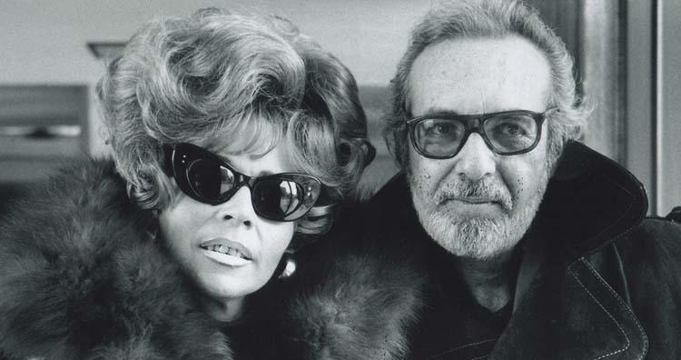 Linda Riss and Burt Pugach