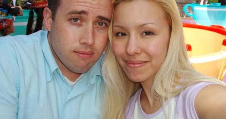 Travis Alexander with Jodi Arias