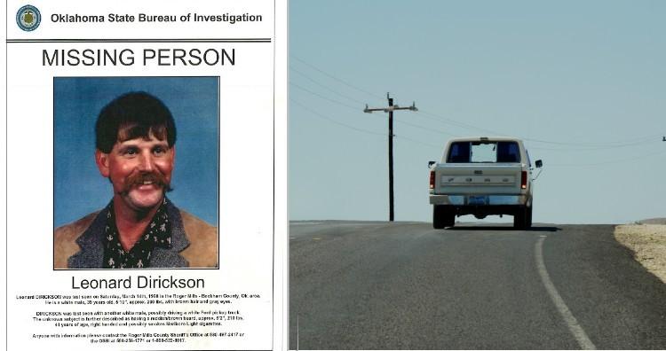 Leonard Dirickson