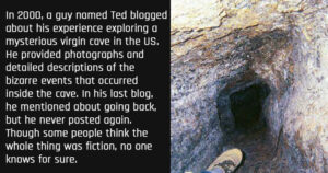 Unsolved Internet Mysteries