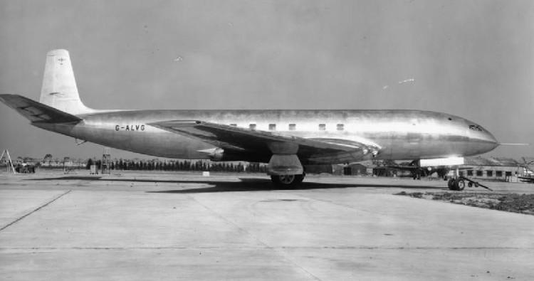 Comet 1 Prototype
