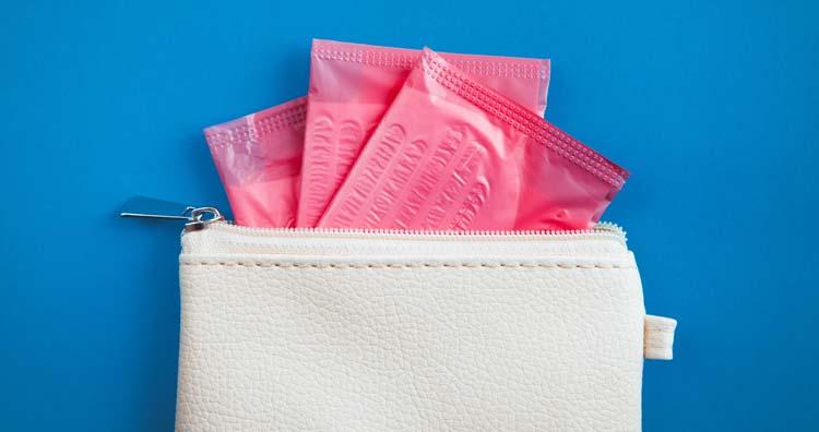Scotland- Free sanitary products