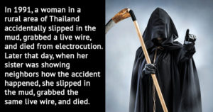 Unusual Deaths