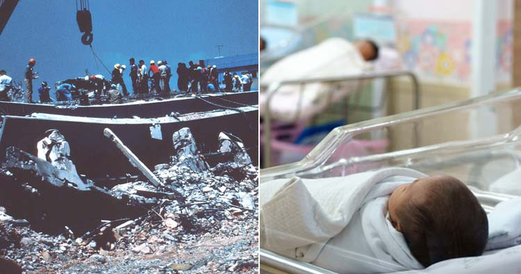 Mexico Earthquake- Miracle babies