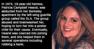 Bizarre abduction cases