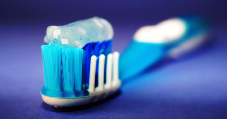 Fluoride content in toothpaste