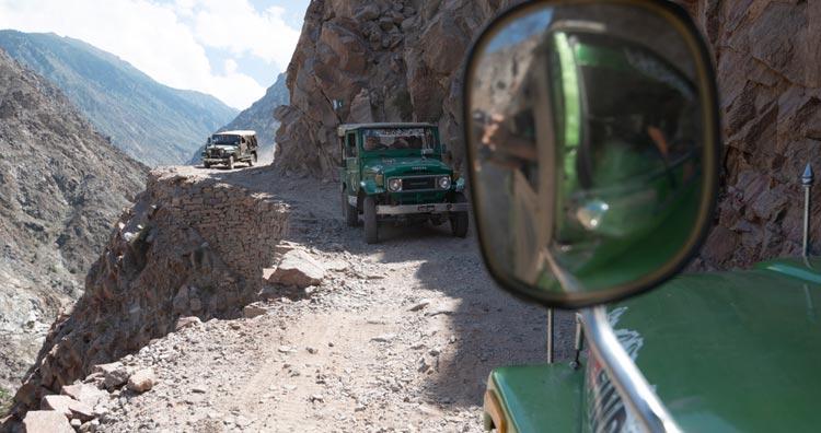 Nanga Parbat Road