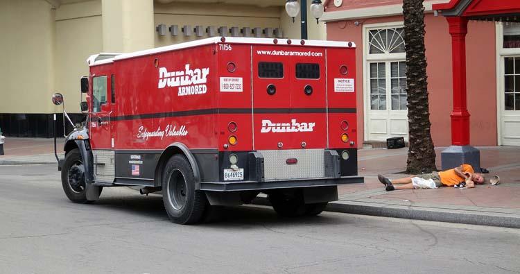 Dunbar armored robbery