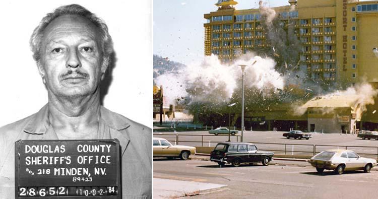 Harveys bombing