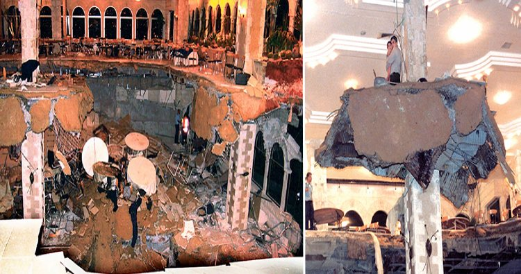Versailles Wedding Hall Disaster