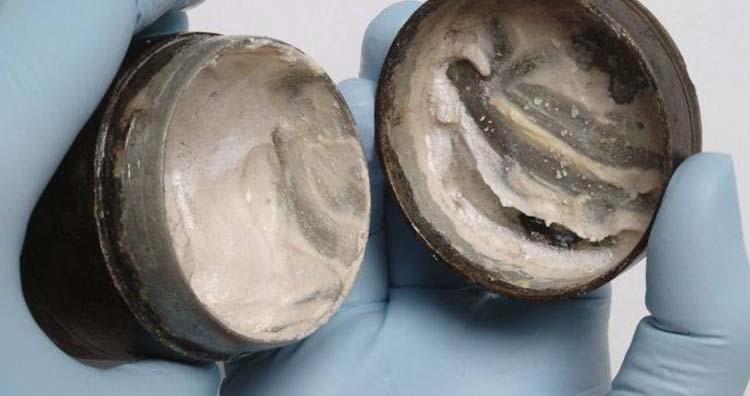 2,000-year-old cream
