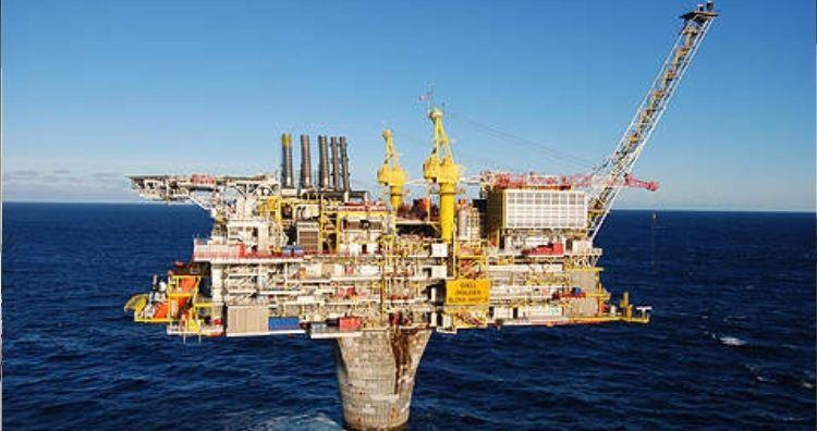 Draugen Oil Field
