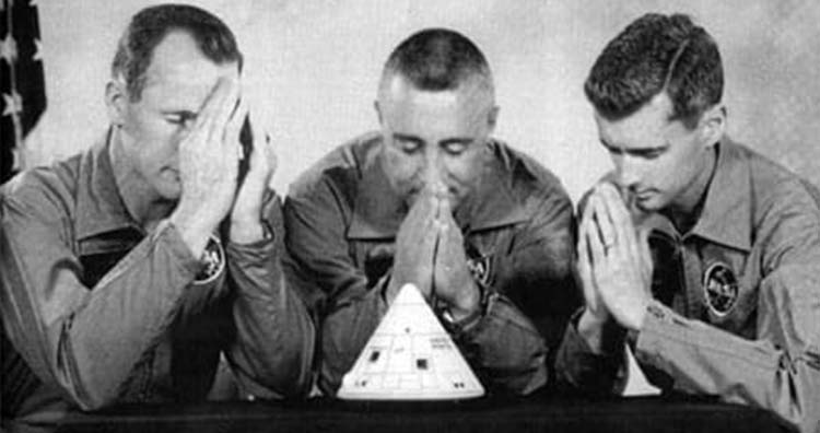 Apollo 1 crew