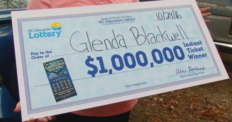 Glenda Blackwell's trick backfired