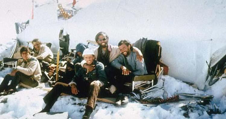 Survivor of 1972 Andes plane crash