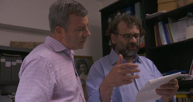 Jon and Francesco