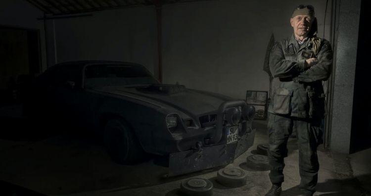 Ghost Camaro