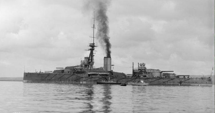 Orion Battleship