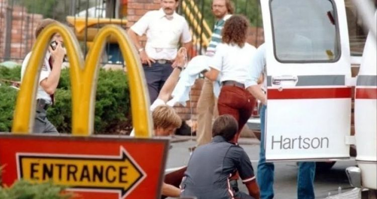 Massacre in McDonald's