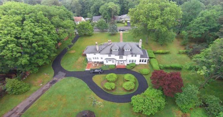 Aubrey Lewis' house
