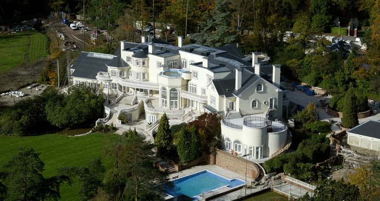 Mansions No One Wants to Buy