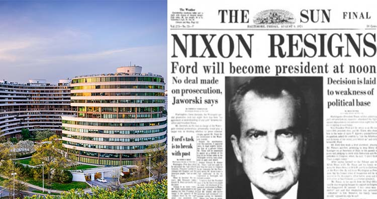 The Watergate Complex
