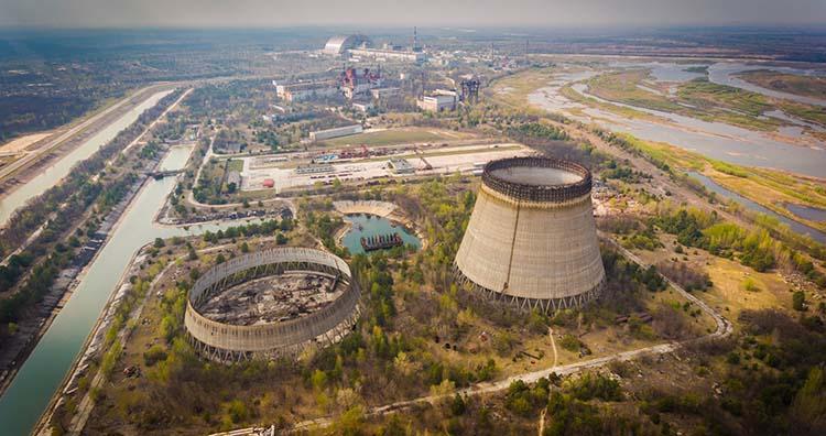 Chernobyl nuclear reactors- Major Cover-Up Backfiring