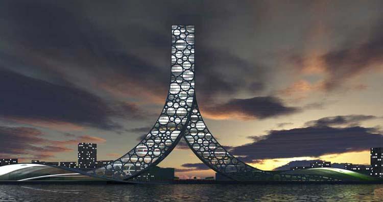 RÉN building