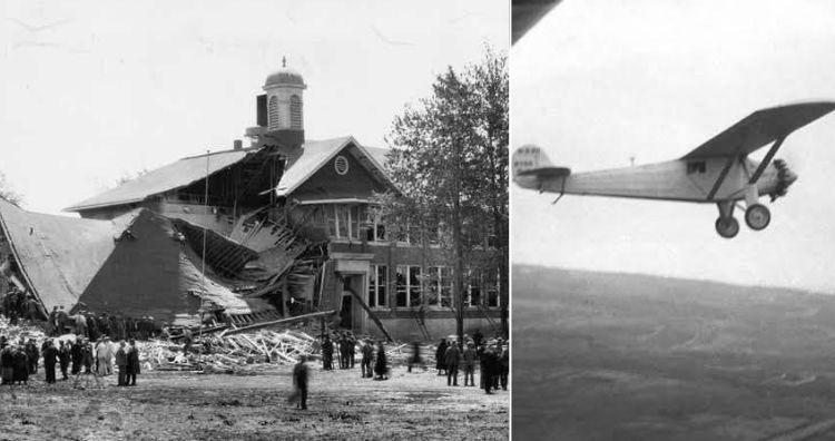 Bath School Disaster - Overshadowed historical Events