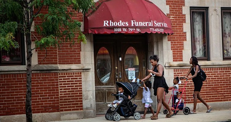 Rhodes Funeral Services- funerals that went wrong
